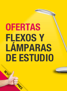 Flexos y Lamparas de estudio