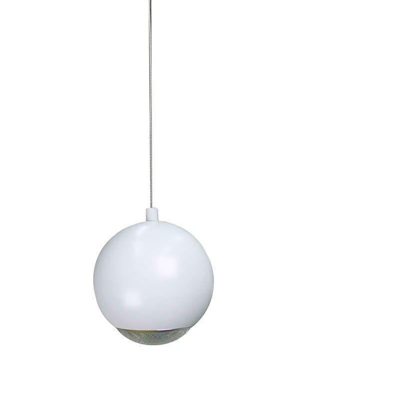 Luminaria colgante glesna blanco 5w blanco fr o - Luminarias colgantes ...