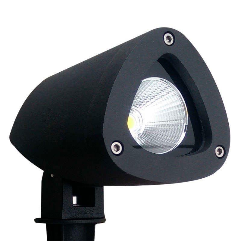 Foco de jard n garlux 10w blanco c lido iluminaci n for Precios iluminacion exterior