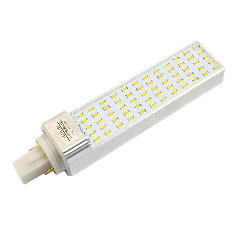 Bombilla led g24 2 pin smd2835 12w blanco c lido for Bombilla led g24 2 pin