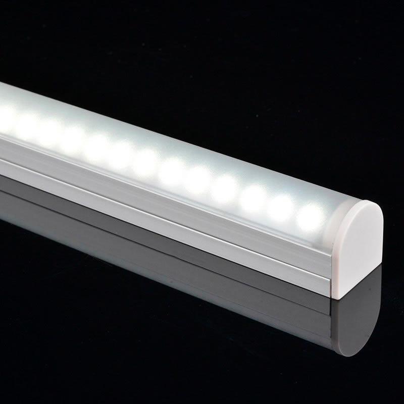 Perfil aluminio stuv para tiras led 1 metro perfiles - Precios tiras led ...