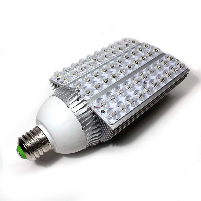 Bombilla led para farolas road 60w blanco neutro for Farolas led para exteriores